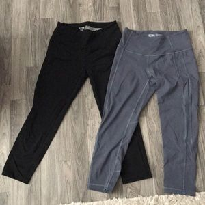 Victoria's Secret sport cropped legging
